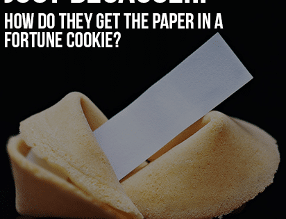 Just Because…We Like A Fortune Cookie