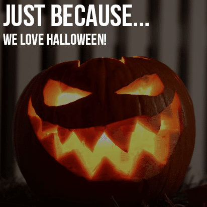 Just Because…We Like Halloween